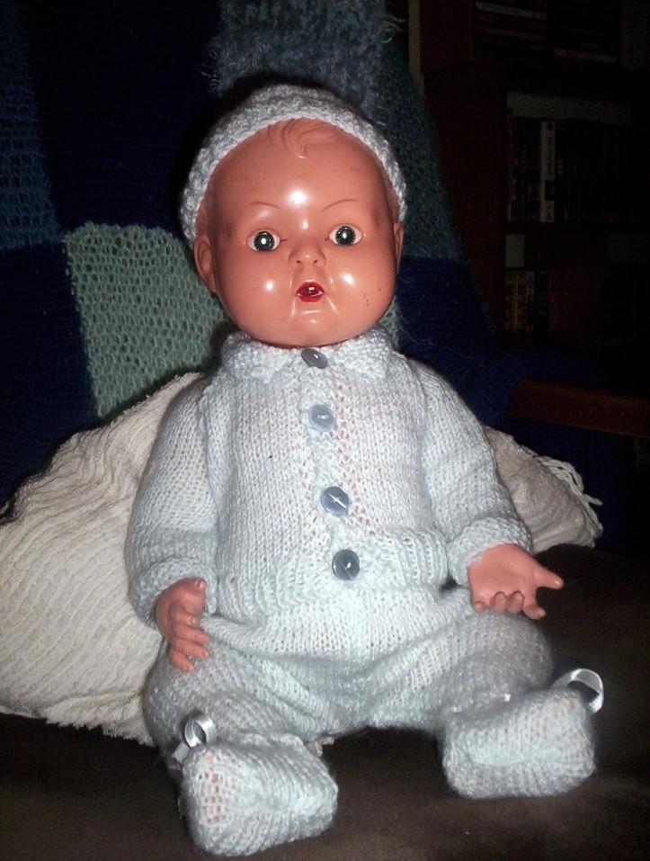 "20"" Kader baby doll"