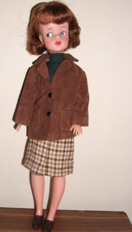 1960s Sindy in Country Walk