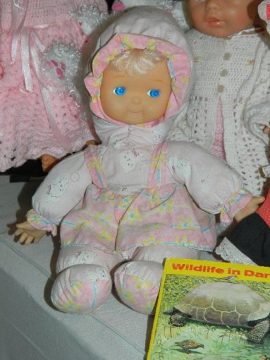 lost doll