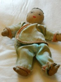 chinese cloth doll