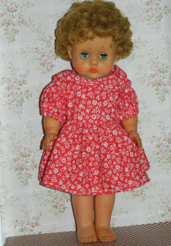 1960s Vinyl doll