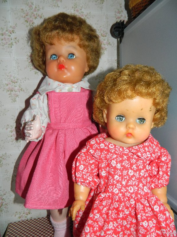 2 Roddy dolls?