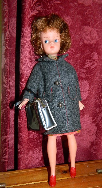 Sindy in Happy Traveller