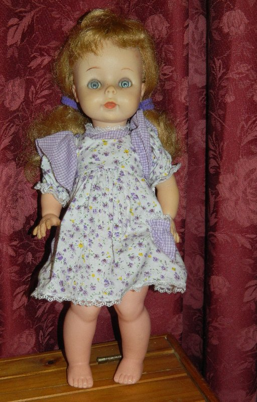 image Dee Gee doll redressed