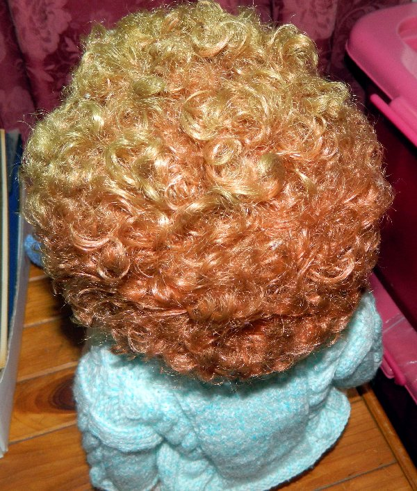 image doll hair