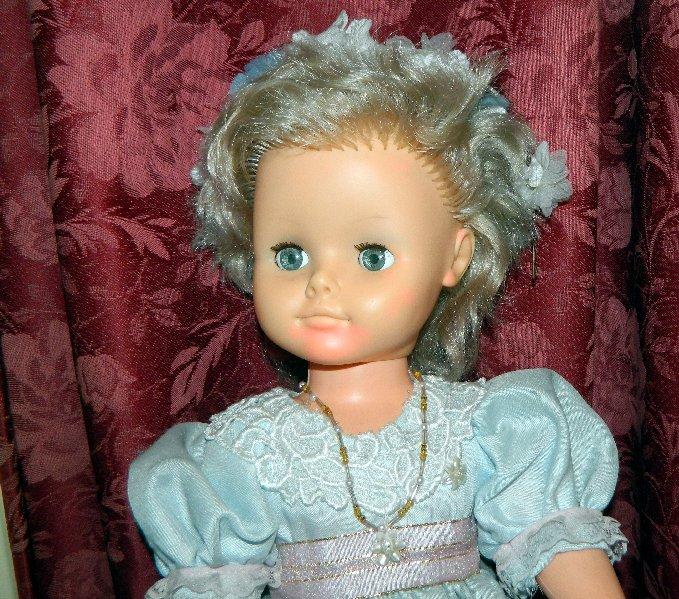 image doll close up
