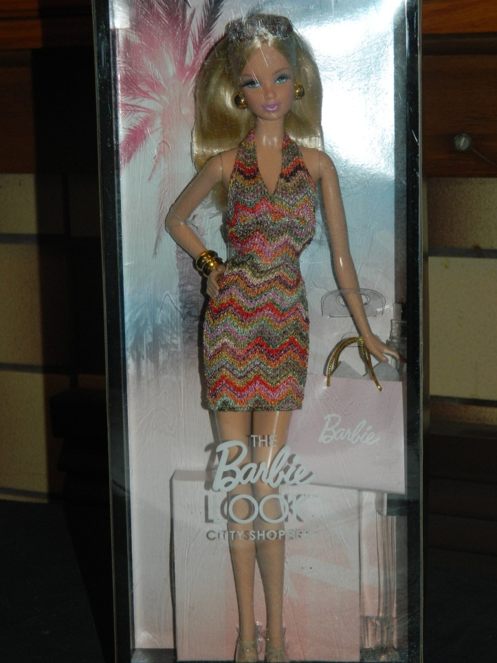 image boxed Barbie