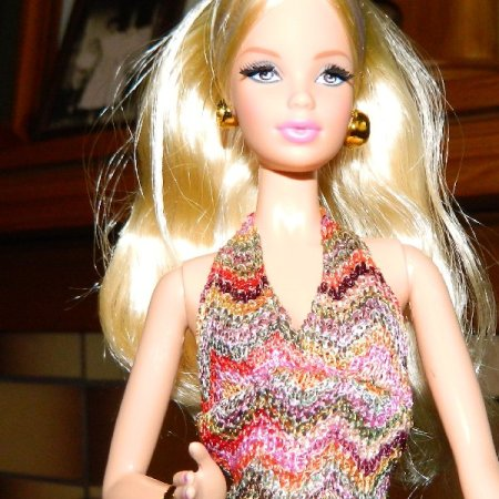 image Steffie faced Barbie