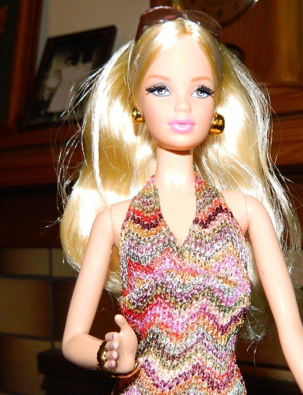 image Steffie faced Barbie