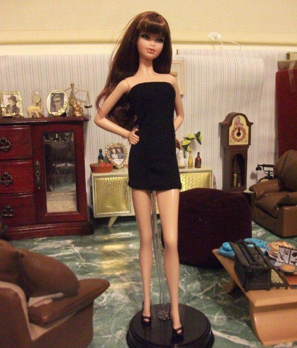 image black basics Barbie