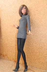 image doll in city shopper outfit