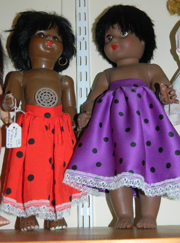 image Ratti dolls