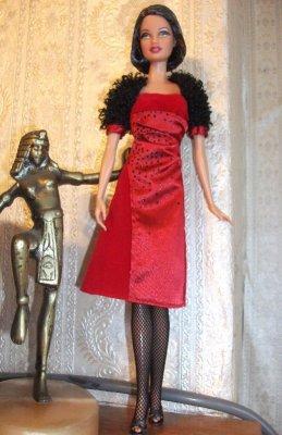 Black Basics Barbie