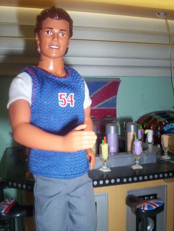 Ricky in Ken Fashion