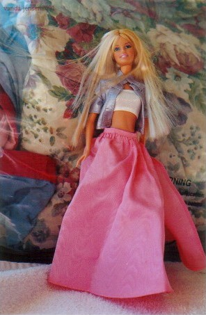 Jewel Girl Barbie 2000