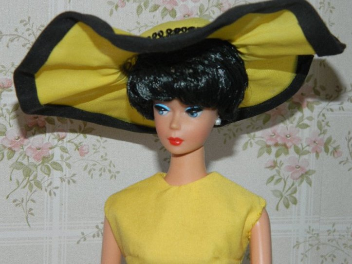 image repro Barbie Bubblecut in OOAK