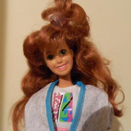 image Chelsie teen doll 1988