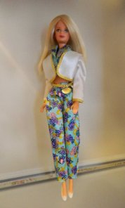 image Barbie in Fashion Ave 1998 fashion
