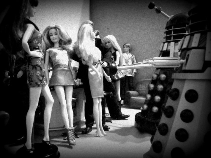 Attack of the Daleks!