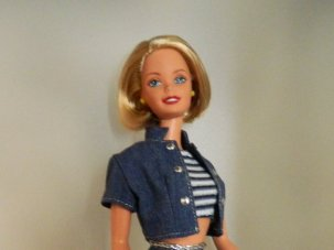 image Riviera Barbie short hair