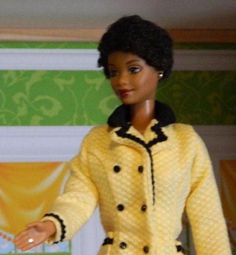 Avon Representative Barbie