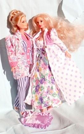 Danish and Swedish Candi dolls