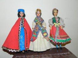 Faun dolls made in Hong Kong
