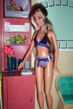Annie in the bikini