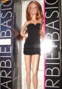 Basics Barbie in box