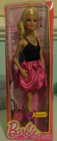 Fashionista Barbie 2014