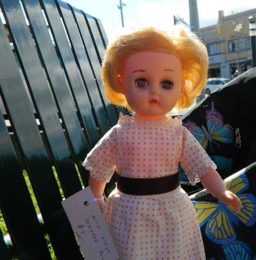 My newest doll.