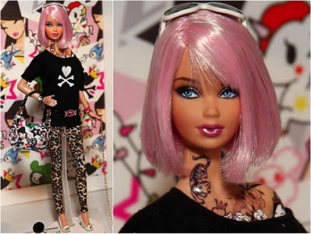 barbie-with-tattoos