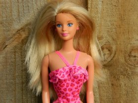 Florida Vacation Barbie