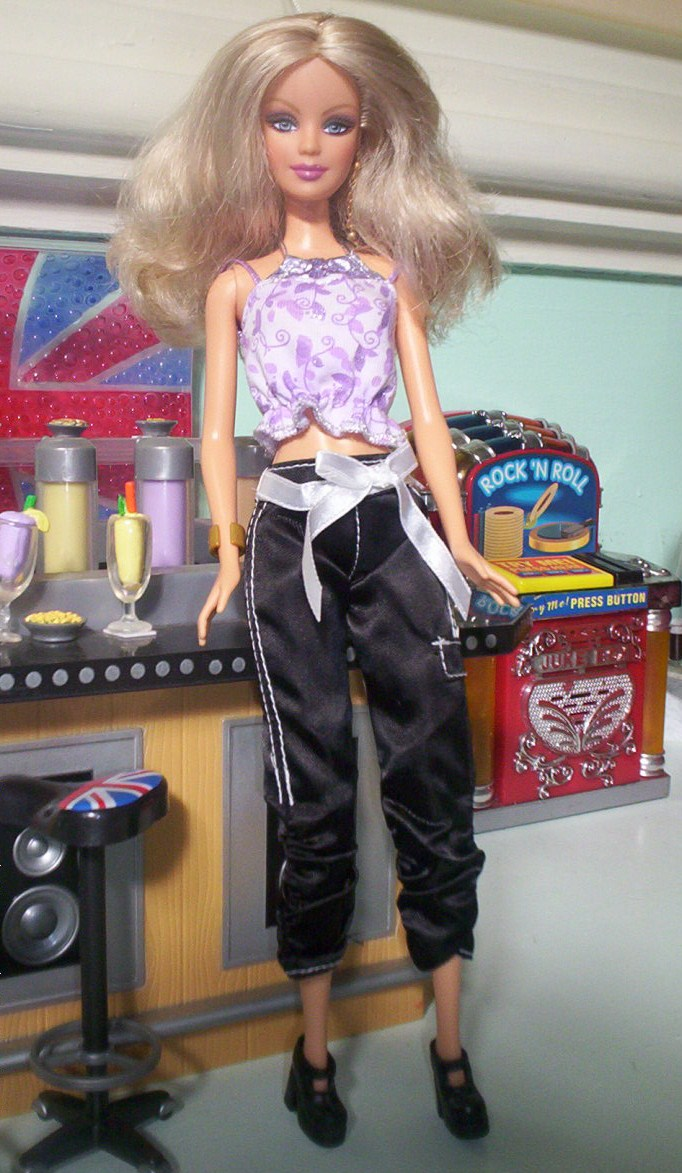 Megan is a Fashion Fever Barbie Wave C.