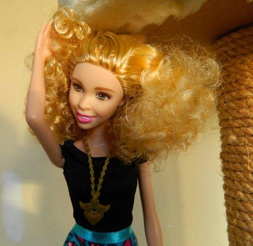 My newest Barbie