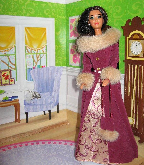 Fashion Avenue-Filming in Russia.
