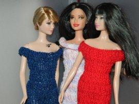 Tris, Marissa and Nicole.