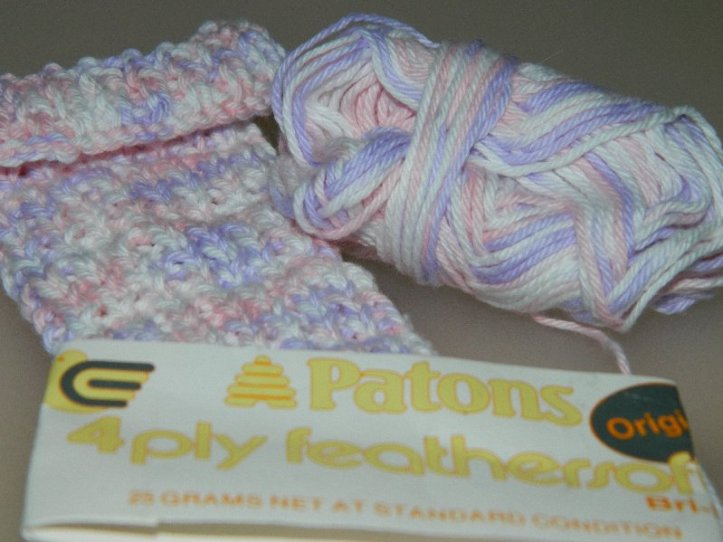 This is the yarn I used for this dress.