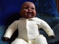 My Berenguer baby boy.