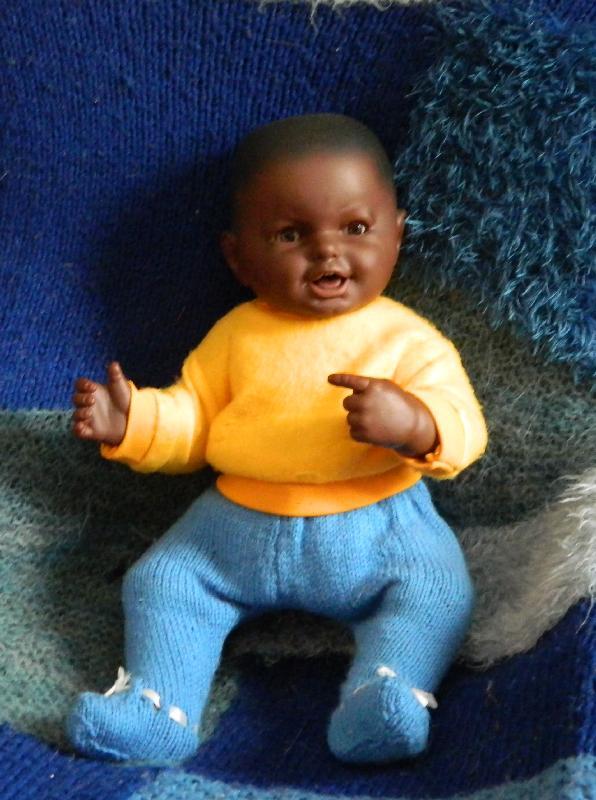 JJ my first Netta baby.
