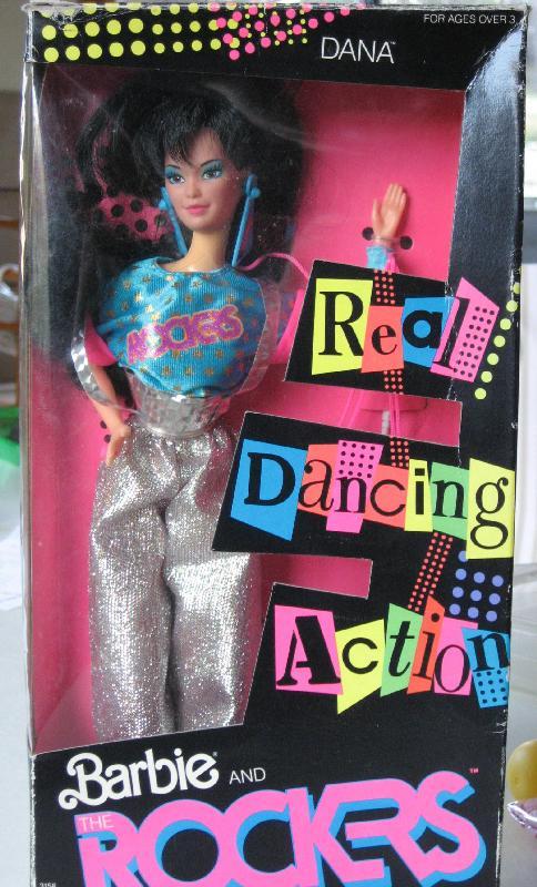 Dance Action Dana 1986
