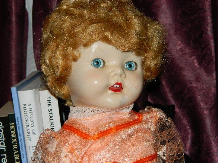 Marilyn, my Pedigree Walker