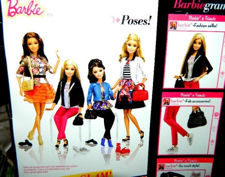 Barbie Style dolls