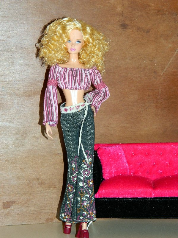 Fashion Avenue Blues Collection no. B7046