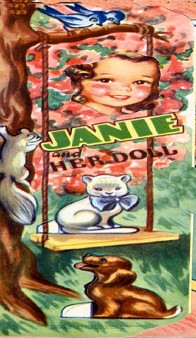 Janie and her Doll