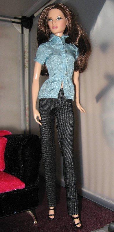Denim Basics Barbie #14 aka Grace