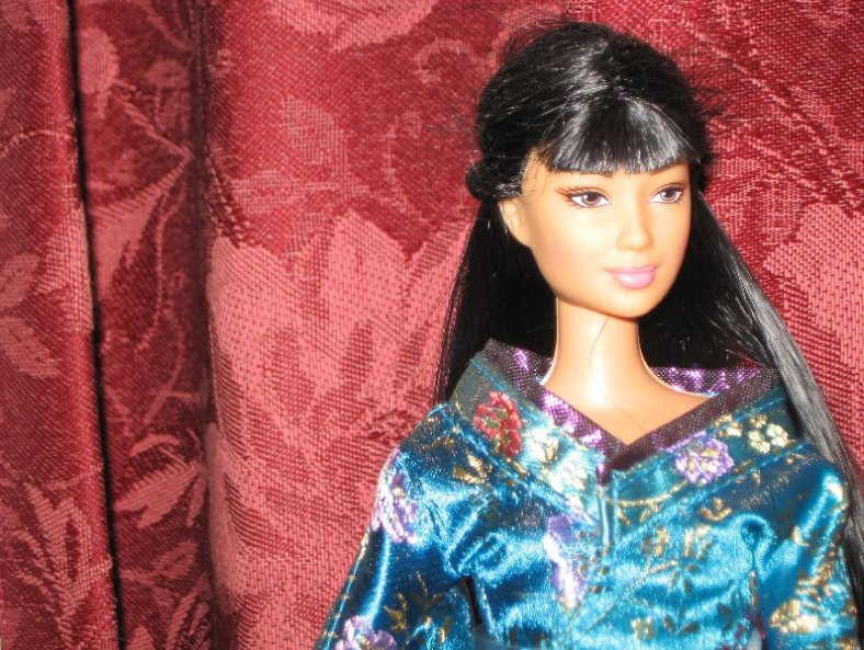 Lea, friend of Barbie