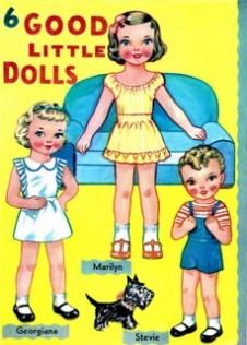 6 Good Little Dolls
