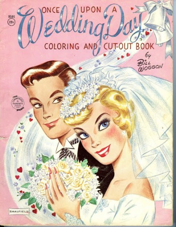 Cover of Once Upon A Wedding Day.