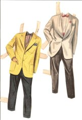 Best Man's clothing